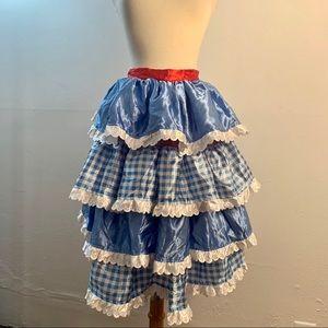Dresses & Skirts - Farmer's Girl Costume Skirt